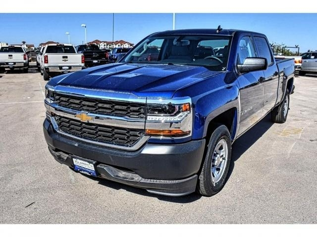2017 Silverado 1500 Crew Cab Pickup #HF244356 - photo 5