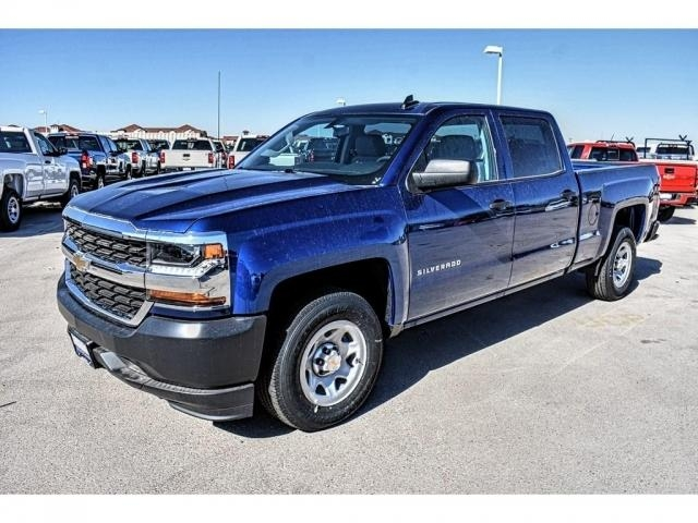 2017 Silverado 1500 Crew Cab Pickup #HF244356 - photo 6