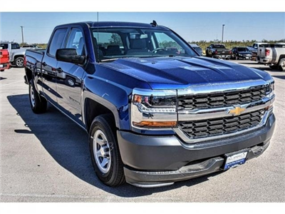 2017 Silverado 1500 Crew Cab Pickup #HF244356 - photo 3
