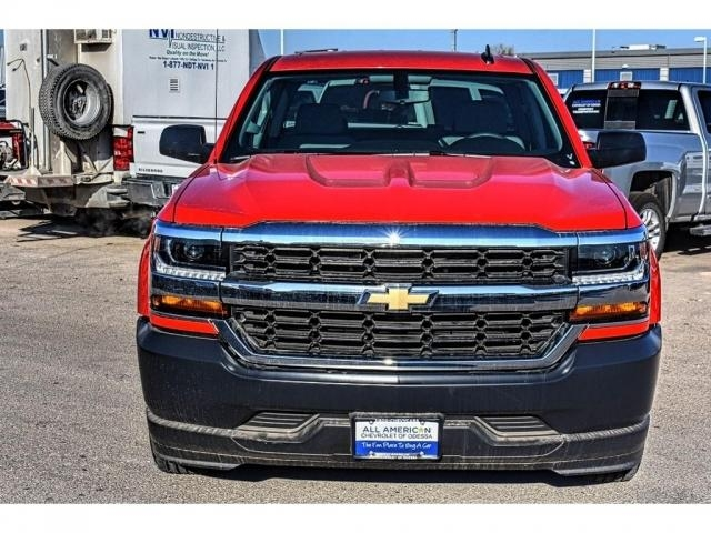 2017 Silverado 1500 Crew Cab, Pickup #HF245947 - photo 4