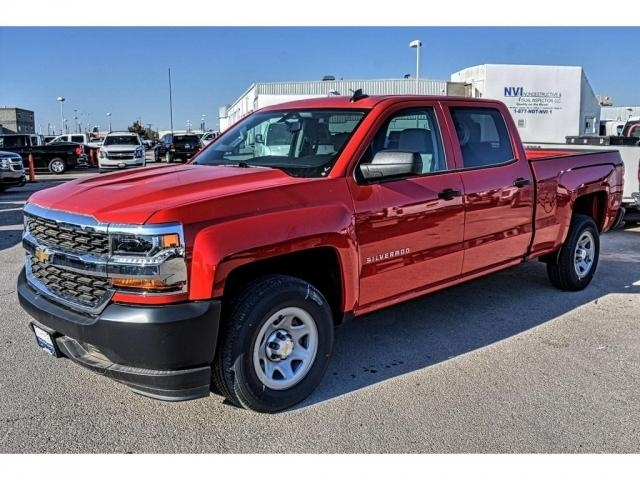 2017 Silverado 1500 Crew Cab, Pickup #HF245947 - photo 6