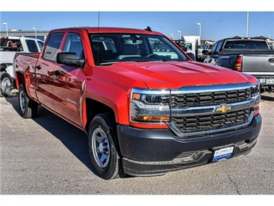 2017 Silverado 1500 Crew Cab, Pickup #HF245947 - photo 3