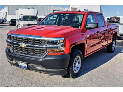 2017 Silverado 1500 Crew Cab, Pickup #HF245947 - photo 5