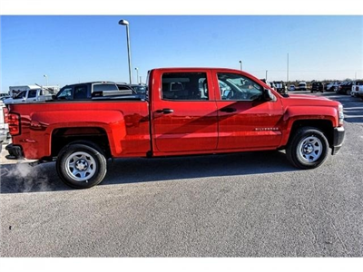 2017 Silverado 1500 Crew Cab, Pickup #HF245947 - photo 12