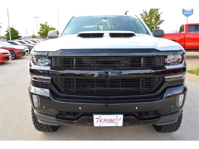 2017 Silverado 1500 Crew Cab 4x4, Pickup #HG141717 - photo 3