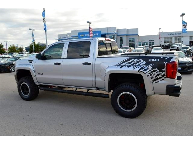 2017 Silverado 1500 Crew Cab 4x4, Pickup #HG141717 - photo 5
