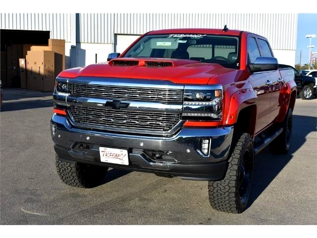 2017 Silverado 1500 Crew Cab 4x4, Pickup #HG184507 - photo 8