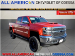 2017 Silverado 1500 Crew Cab 4x4, Pickup #HG184507 - photo 1