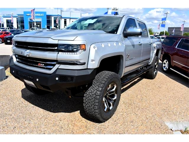 2017 Silverado 1500 Crew Cab 4x4, Pickup #HG326529 - photo 6