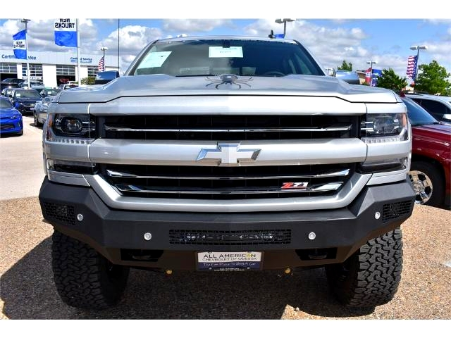 2017 Silverado 1500 Crew Cab 4x4, Pickup #HG326529 - photo 7