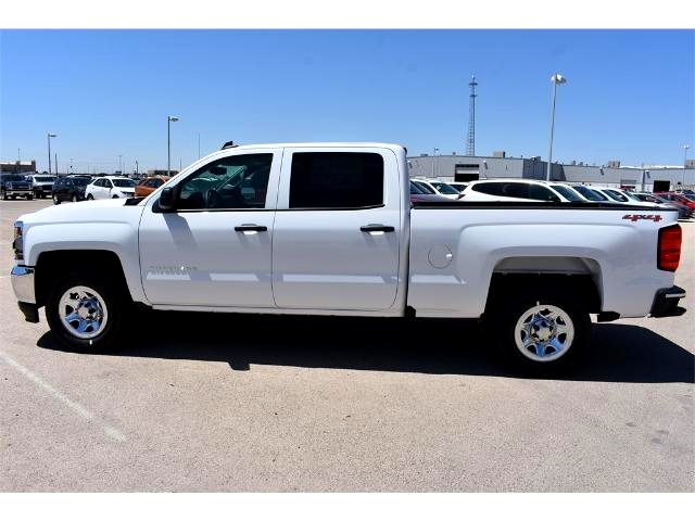 2017 Silverado 1500 Crew Cab 4x4,  Pickup #HG397668 - photo 6