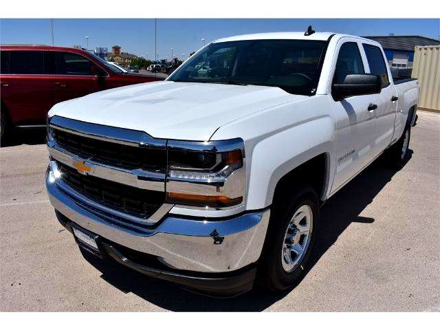 2017 Silverado 1500 Crew Cab 4x4,  Pickup #HG397668 - photo 7