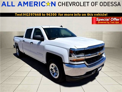 2017 Silverado 1500 Crew Cab 4x4,  Pickup #HG397668 - photo 1