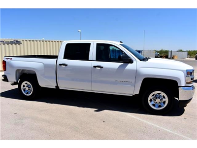 2017 Silverado 1500 Crew Cab 4x4,  Pickup #HG397668 - photo 3