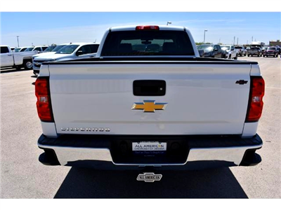 2017 Silverado 1500 Crew Cab 4x4,  Pickup #HG397668 - photo 4