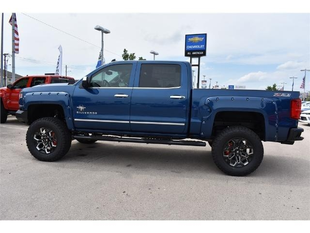 2017 Silverado 1500 Crew Cab 4x4, Pickup #HG414538 - photo 6