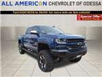 2017 Silverado 1500 Crew Cab 4x4, Pickup #HG414538 - photo 1