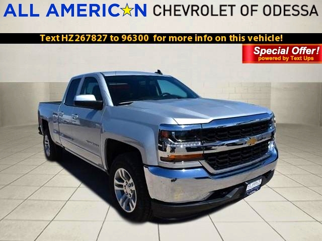 2017 Silverado 1500 Double Cab 4x4 Pickup #HZ267827 - photo 1