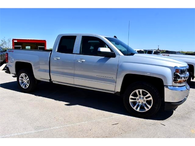 2017 Silverado 1500 Double Cab 4x4 Pickup #HZ267827 - photo 3