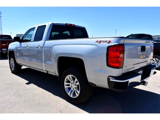 2017 Silverado 1500 Double Cab 4x4 Pickup #HZ267827 - photo 5