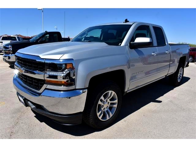 2017 Silverado 1500 Double Cab 4x4 Pickup #HZ267827 - photo 7