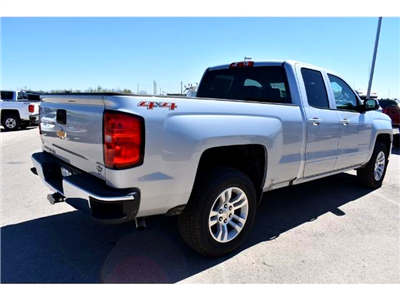 2017 Silverado 1500 Double Cab 4x4 Pickup #HZ267827 - photo 2