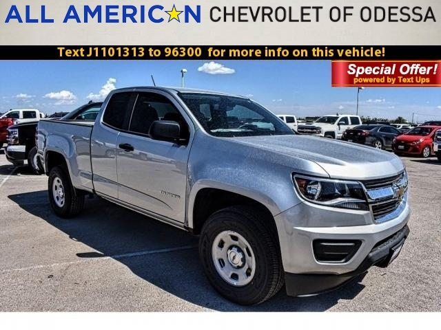 2018 Colorado Extended Cab, Pickup #J1101313 - photo 1