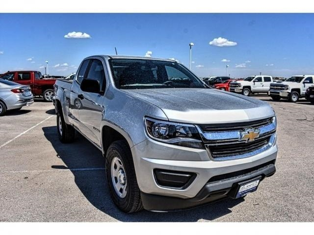 2018 Colorado Extended Cab, Pickup #J1101313 - photo 3