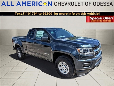 2018 Colorado Extended Cab Pickup #J1101794 - photo 1