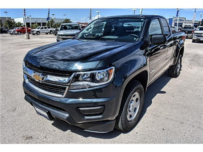 2018 Colorado Extended Cab Pickup #J1101794 - photo 7