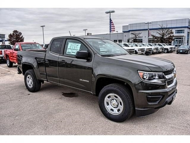 2018 Colorado Extended Cab 4x2,  Pickup #J1110863 - photo 26