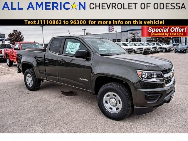 2018 Colorado Extended Cab Pickup #J1110863 - photo 1