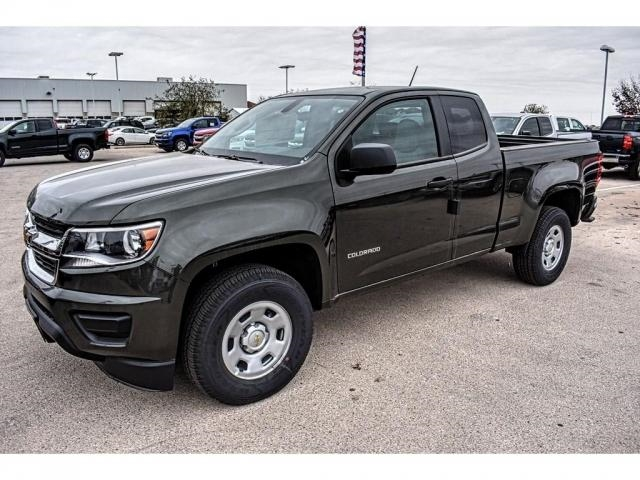 2018 Colorado Extended Cab Pickup #J1110863 - photo 6