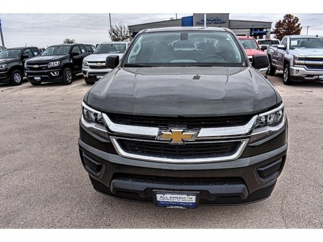 2018 Colorado Extended Cab, Pickup #J1110863 - photo 4