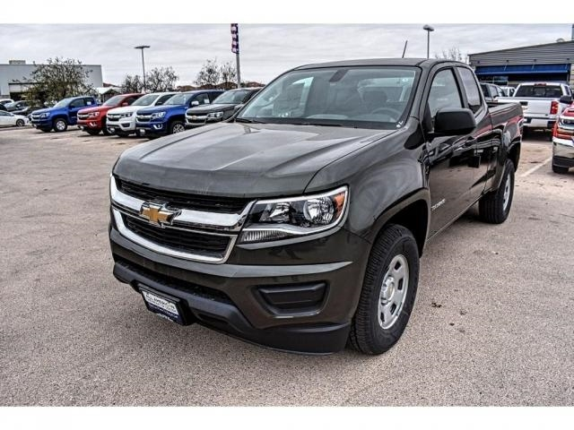 2018 Colorado Extended Cab, Pickup #J1110863 - photo 5