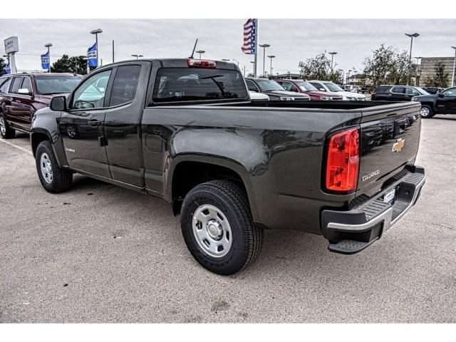 2018 Colorado Extended Cab, Pickup #J1110863 - photo 8
