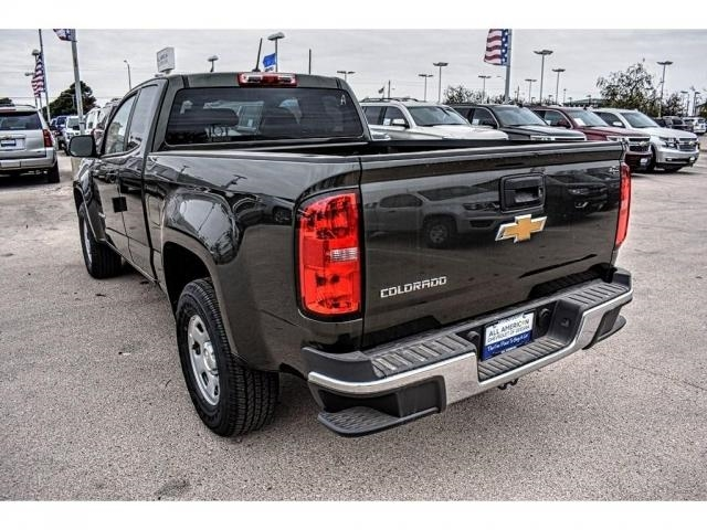 2018 Colorado Extended Cab, Pickup #J1110863 - photo 9