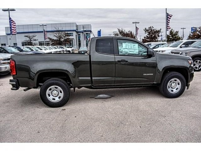 2018 Colorado Extended Cab, Pickup #J1110863 - photo 12