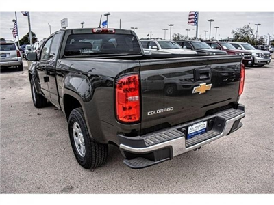 2018 Colorado Extended Cab 4x2,  Pickup #J1110863 - photo 9