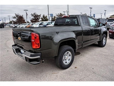 2018 Colorado Extended Cab 4x2,  Pickup #J1110863 - photo 11