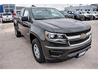2018 Colorado Extended Cab Pickup #J1110863 - photo 3