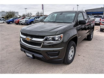 2018 Colorado Extended Cab Pickup #J1110863 - photo 5