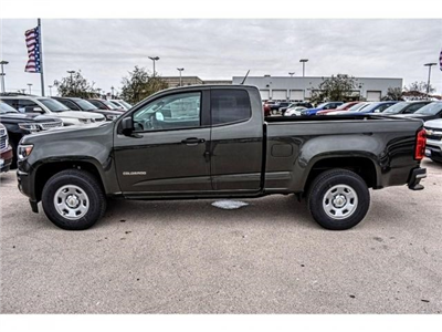 2018 Colorado Extended Cab Pickup #J1110863 - photo 7