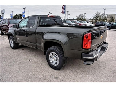 2018 Colorado Extended Cab Pickup #J1110863 - photo 8