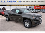 2018 Colorado Extended Cab 4x2,  Pickup #J1110863 - photo 1