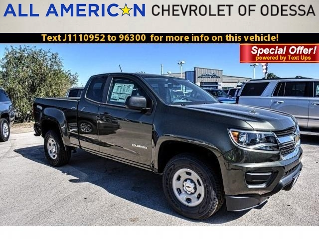 2018 Colorado Extended Cab 4x2,  Pickup #J1110952 - photo 1