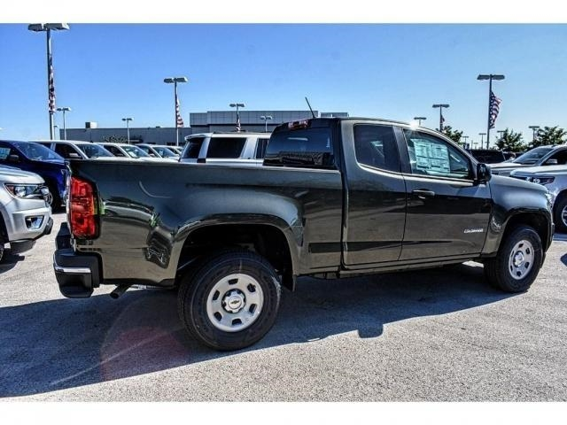 2018 Colorado Extended Cab 4x2,  Pickup #J1110952 - photo 11