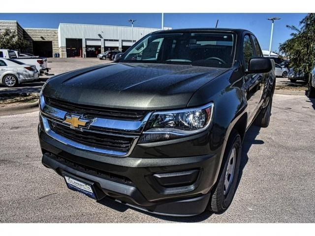 2018 Colorado Extended Cab Pickup #J1110952 - photo 5