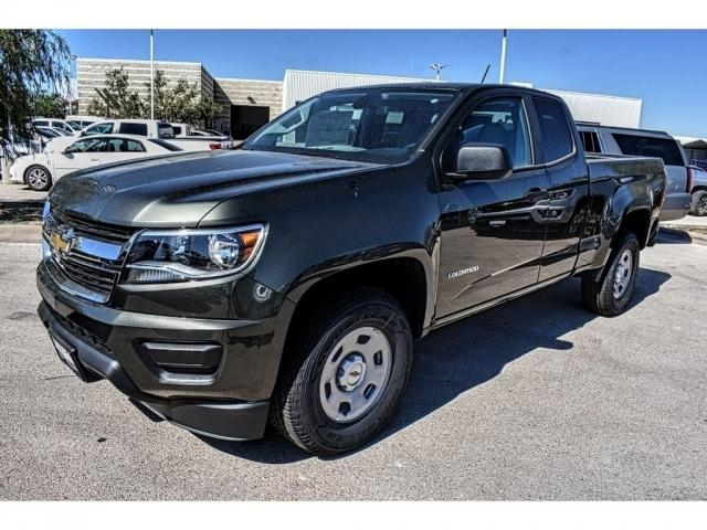 2018 Colorado Extended Cab Pickup #J1110952 - photo 6