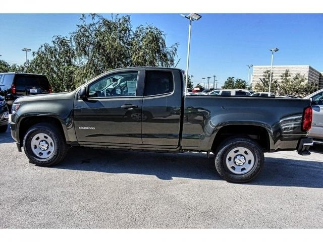 2018 Colorado Extended Cab Pickup #J1110952 - photo 7